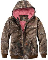 Carhartt Women's Realtree Xtra Camo Active Jacket | Field & Stream