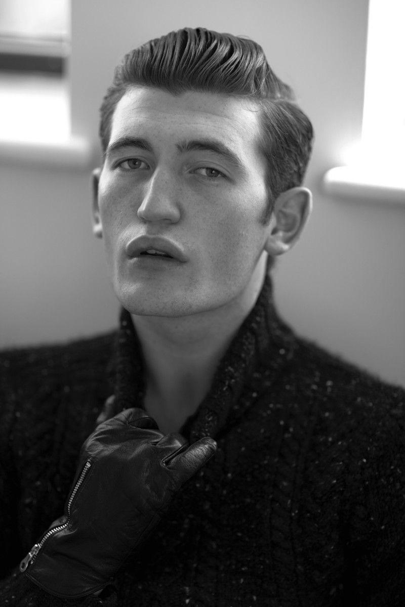 Exclusive: Dylan Hartigan by Arnaldo Anaya-Lucca | Model