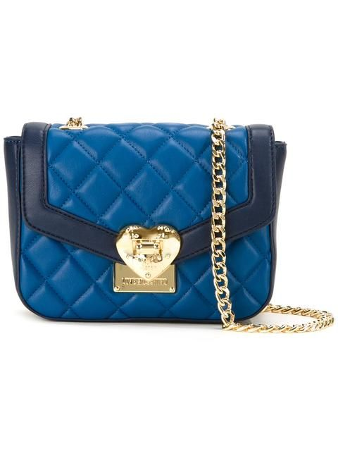 170cace981554d LOVE MOSCHINO Quilted Crossbody Bag. #lovemoschino #bags #shoulder bags  #crossbody #
