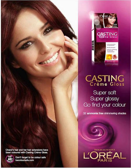 L Oreal Casting Crème Gloss Belleza Foros Vogue Creme Loreal Beauty Tips For Hair