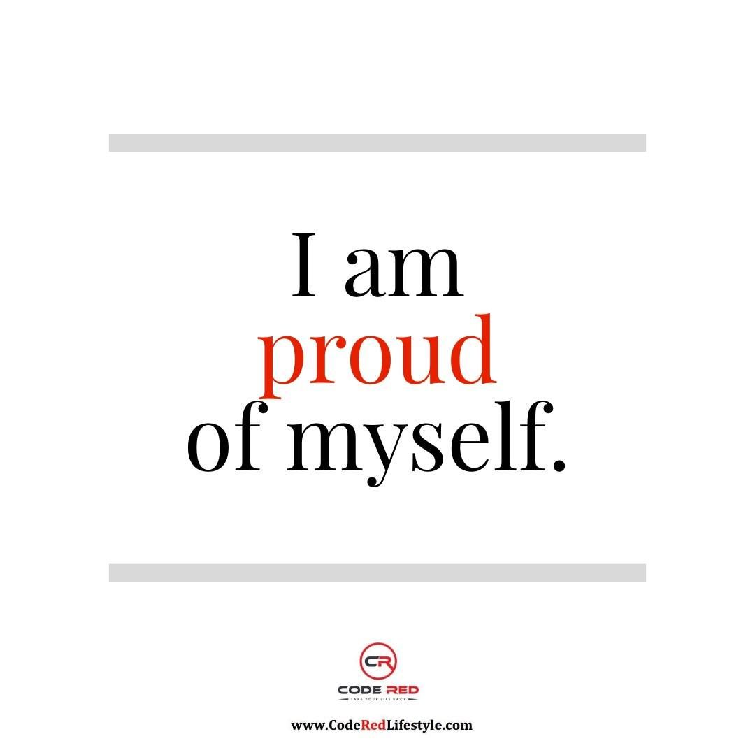 I Am Proud Of Myself Proud Of Myself Quotes Encouragement Quotes Senior Quotes