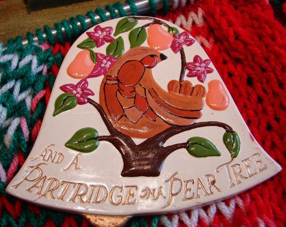 Christmas Vintage Ceramic 12 Days of by NopalitoVintageMore, $40.00