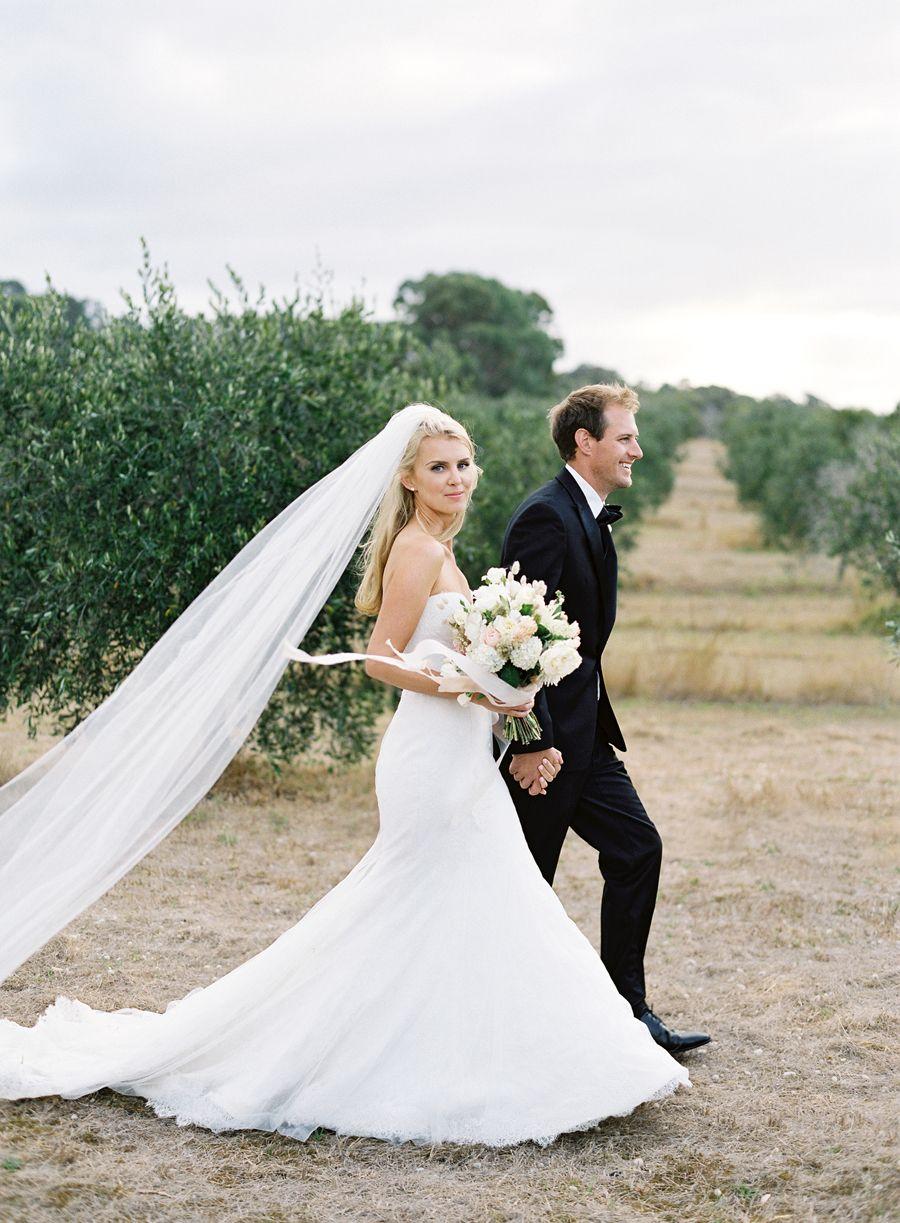 Outdoor Western Australia Summer Wedding Wedding