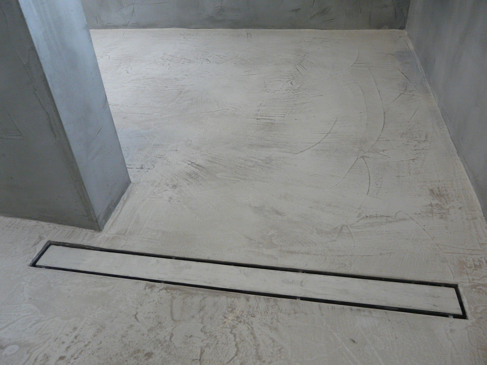 Wand wohndesign beton cire beton floor bodenbeschichtung in betonoptik badezimmer wc - Betonoptik wand bad ...