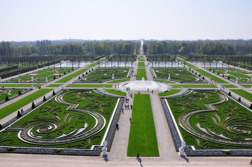 Hannover Niedersachsen Germany Landschaftsdesign Hannover Herrenhauser Garten