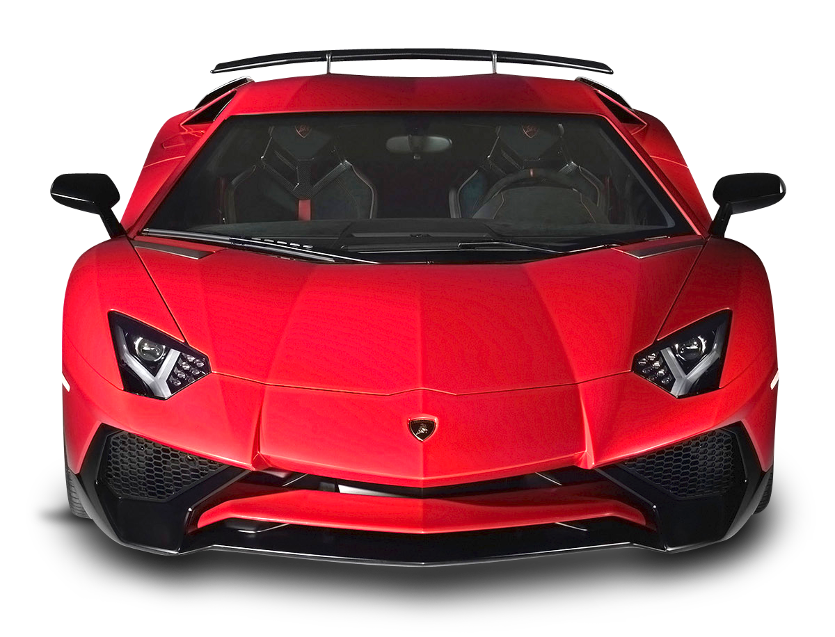 Lamborghini Aventador Red Car Png Image Red Car Car Front Sports Cars Luxury