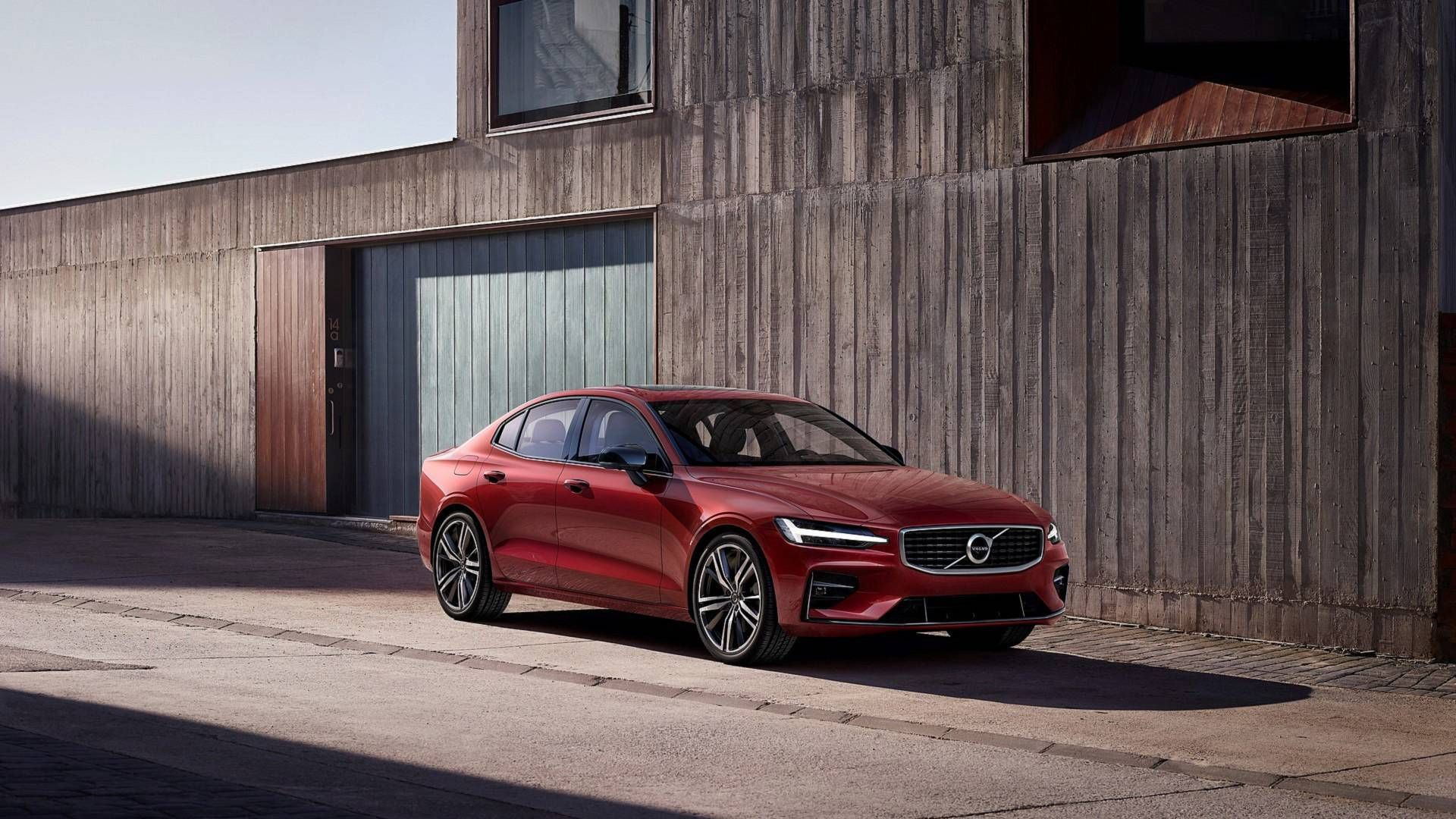 Volvo S60 could be a serious 3 Series competitor Volvo