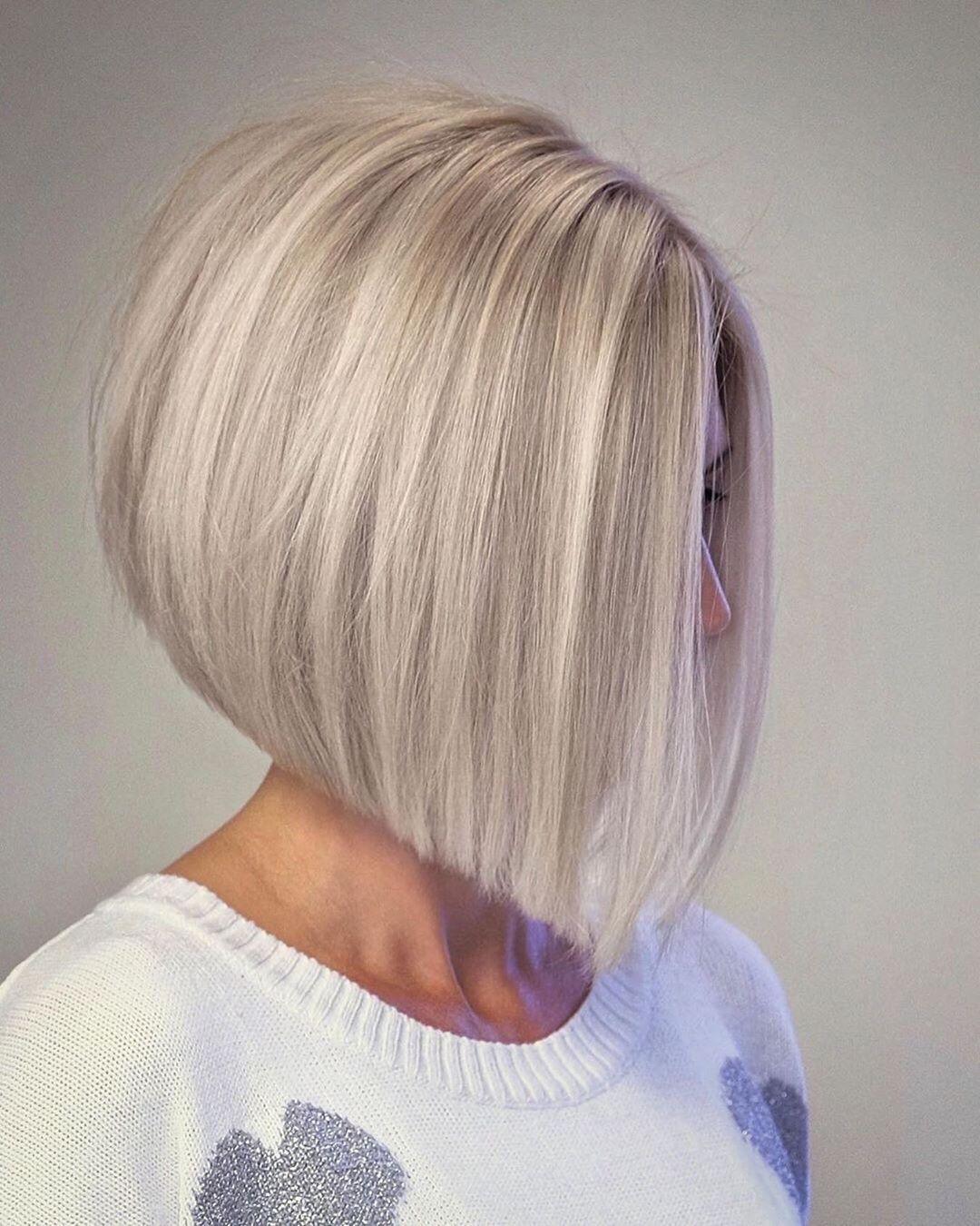 10 Balayage And Ombre Hairstyles For Shoulder Length Hair 2020 2021 Short Bob Haircuts Bobs Haircuts Angled Bob Haircuts