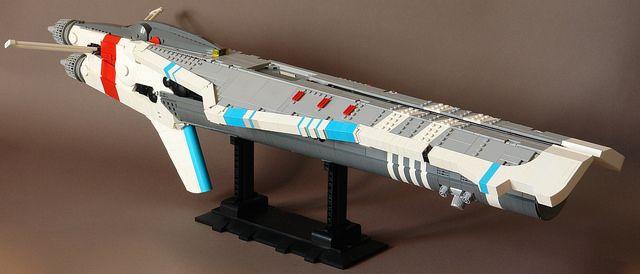 Fieldbreaker-Class Tanker - The Brynhildr by Sydag, via Flickr