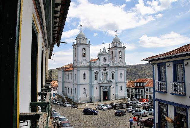 Historic Centre of the Town of Diamantina (Brazil)