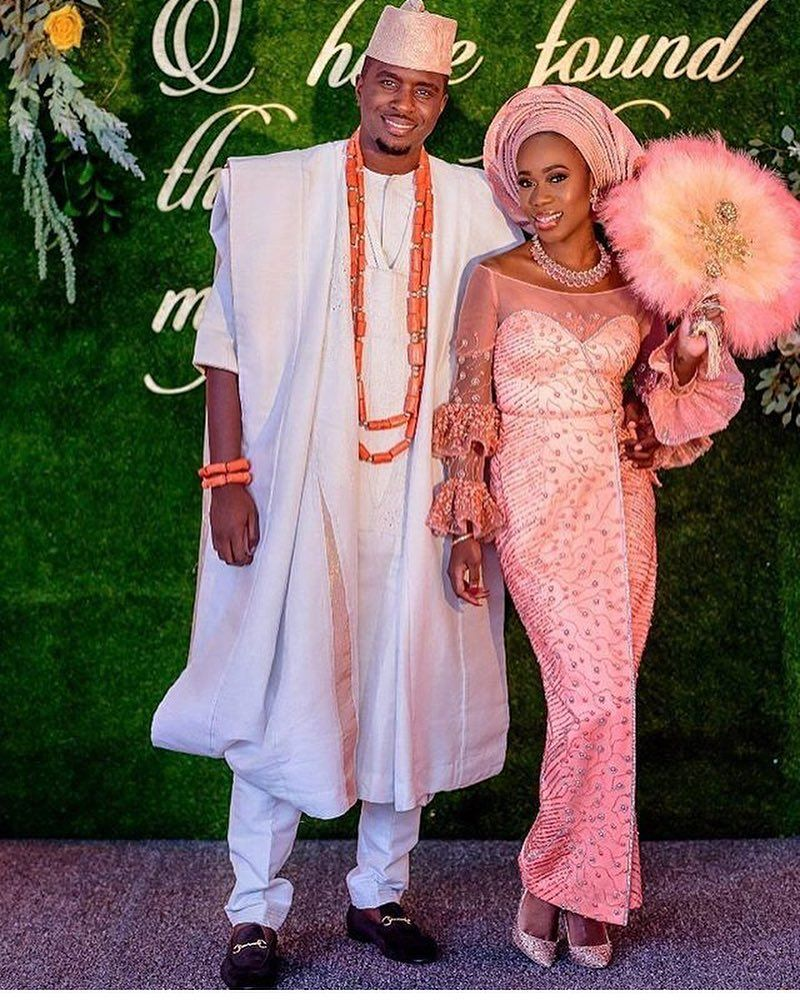 Lovely Couple #Asoebi #Asoebispecial #speciallovers #weddings ...