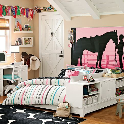 Equestrian Wall Mural Pb I Have To Get This For My Daughters Room