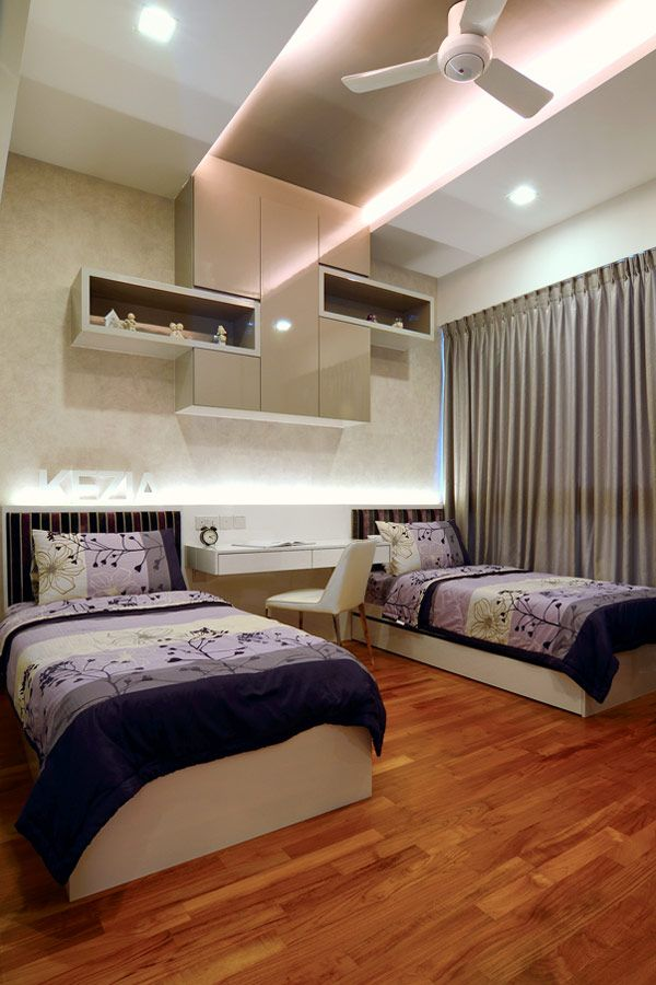 Bedroom Design Ideas Singapore girl_granny_rm_2 (600×900)   interiors   pinterest   twins