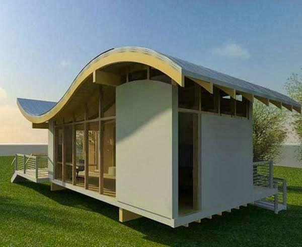 Desain Rumah Unik Minimalis - Setiap orang pasti memiliki sebuah bayangan tentang rumah impiannya. Entah & Desain Rumah Unik Minimalis - Setiap orang pasti memiliki sebuah ...