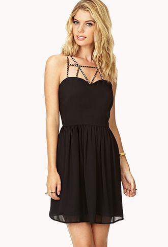 Striking Beaded Dress Forever21 2000111960 Foreverholiday
