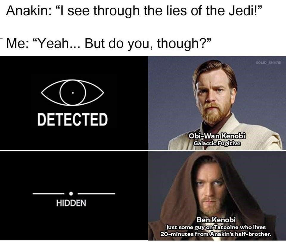 Star Wars Memes For Anyone Who Hasn T Seen The Rise Of Skywalker Star Wars Memes Star Wars Humor Star Wars Jokes