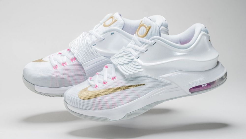 Kevin Durant Honors \'Aunt Pearl\' with Special Release | Tennis ...