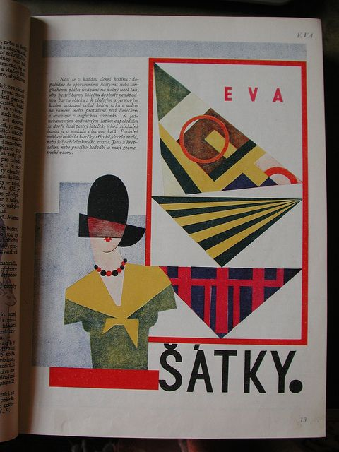 Page 13 of Eva 1, no. 2 (1 December 1928).