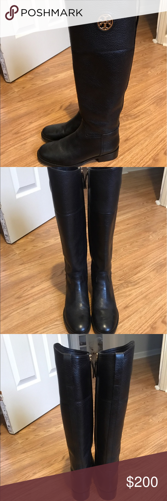 Tory Burch size 5 riding boots