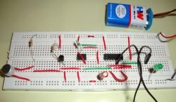 Clap On Clap Off Switch using 555 Timer IC | school makerspace ...