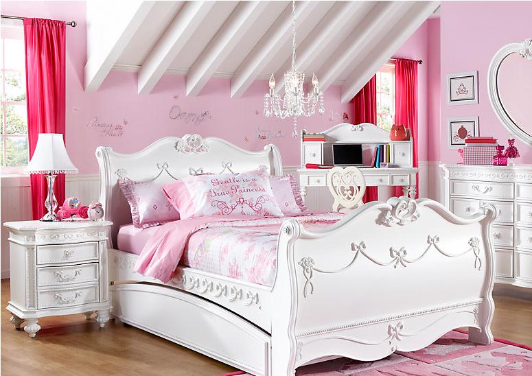 Disney Princess Bedroom, Disney Princess Bedroom Furniture Sets