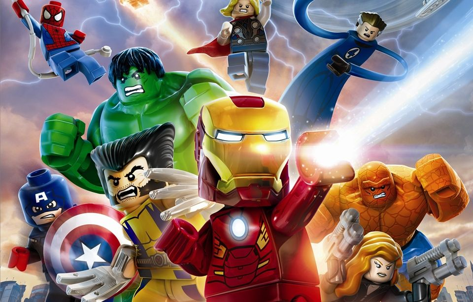 Lego Marvel Superheroes Wall Stickers Google Search Ideas For - Lego superhero wall decals