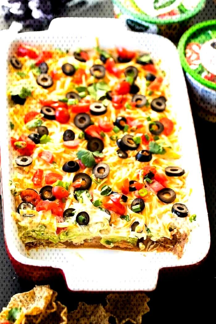 #ohsweetbasilcom #7layerdip #mexican #makethe #looking #anyone #better #secret #youll #layer #else #best #than #that #weve Best Mexican 7 Layer Dip Looking to make a better Mexican 7 layer dip than anyone else? Us too and Best Mexican 7 Layer Dip Looking to make a better Mexican 7 layer dip than anyone else? Us too and we've got a secret in one layer that you'll love!! Looking to make a better Mexican 7 layer dip than anyone else? Us too and we've got a secret in one layer that you'll lov... #7layerdip