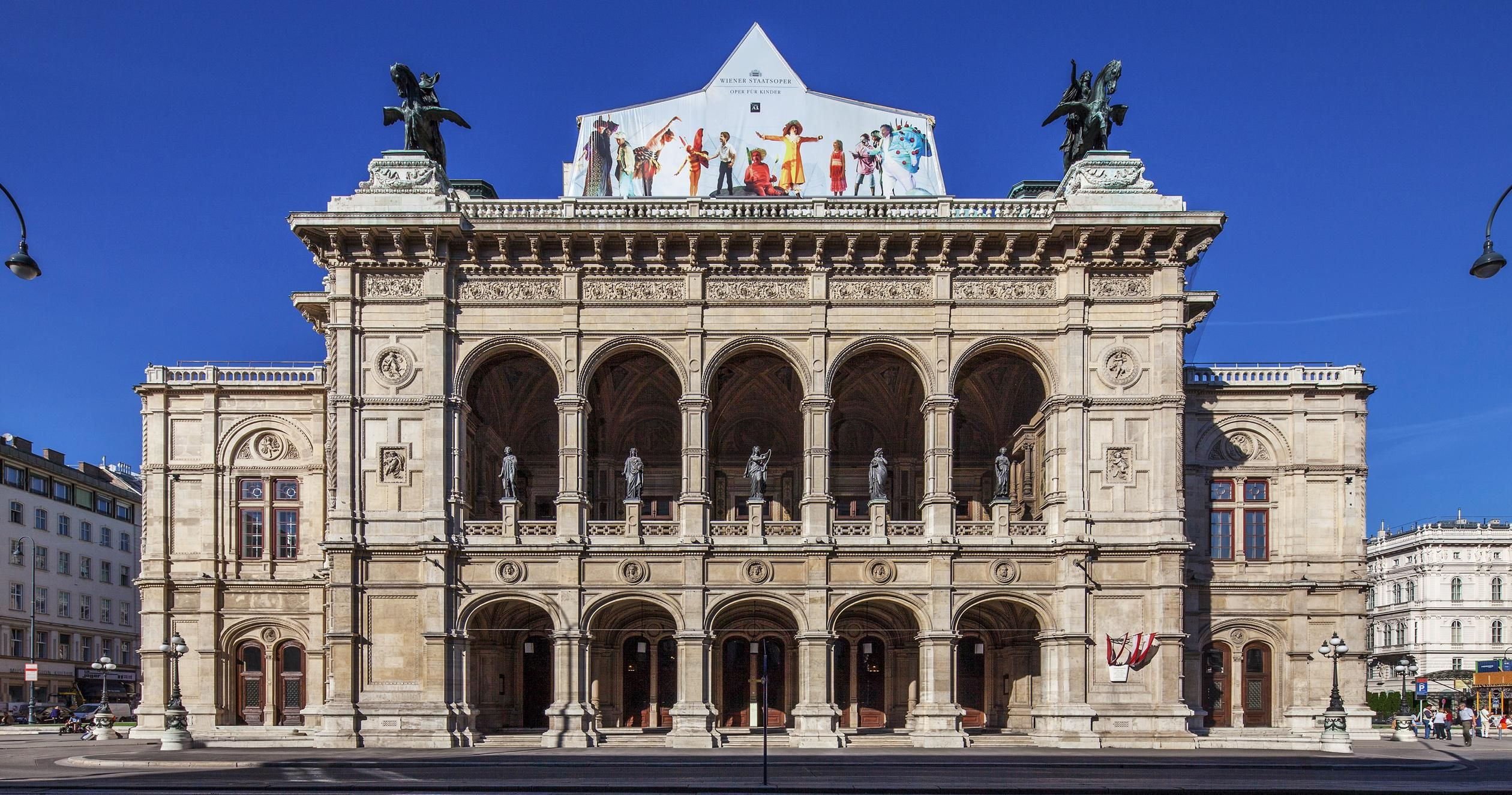 The Vienna State Opera Is One Of The Top Opera Addresses In The