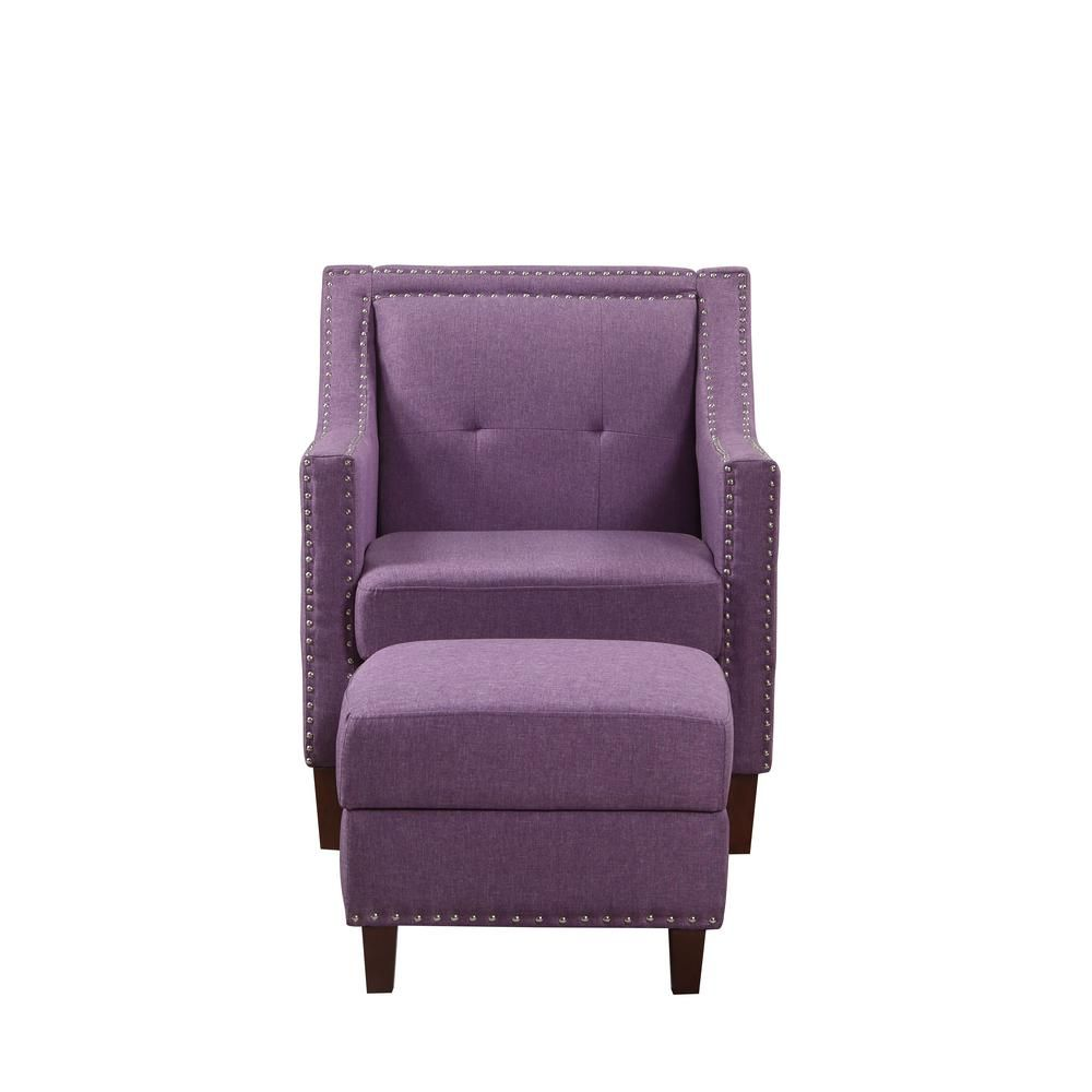 Purple Velvet Accent Chair In 2020 Velvet Accent Chair Purple