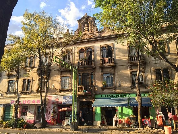 roma stadtteil mexico city