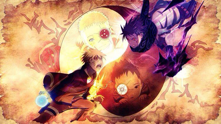Yin Yang Naruto And Sasuke Wallpaper Naruto Vs Sasuke Naruto Sasuke Sakura Coolest naruto and sasuke wallpapers