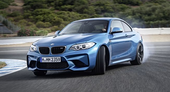 Bmw Introduces 2016 M2 With 365 Hp Bmw Sports Car Best Luxury Sports Car Bmw M2