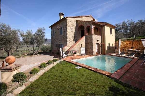 House vacation rental in Cortona from VRBO.com! #vacation #rental #travel #vrbo