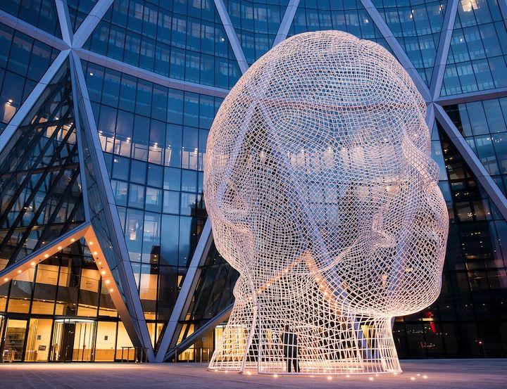 codaking   Public artwork, Art destinations, Art and architecture