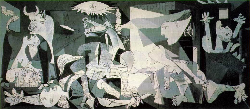 Picasso Guernica Arte De Picasso Pablo Picasso Obra Guernica
