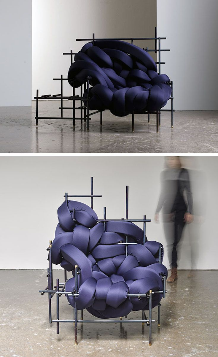 Evan fay has designed the lawless chair furniture design furniture design furniture contemporary furniture