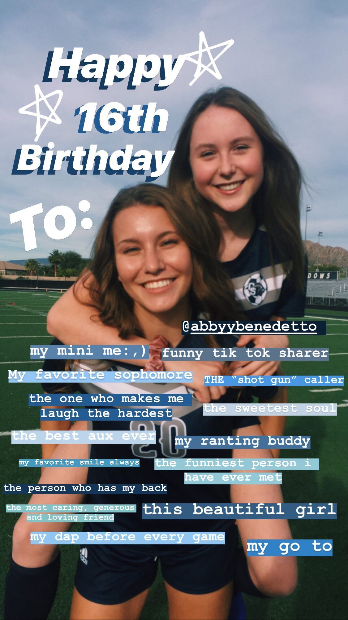 Pin By Baileybyrd On Insta Stories In 2020 Selfie Ideas Instagram Birthday Captions Instagram Happy Birthday Quotes For Friends