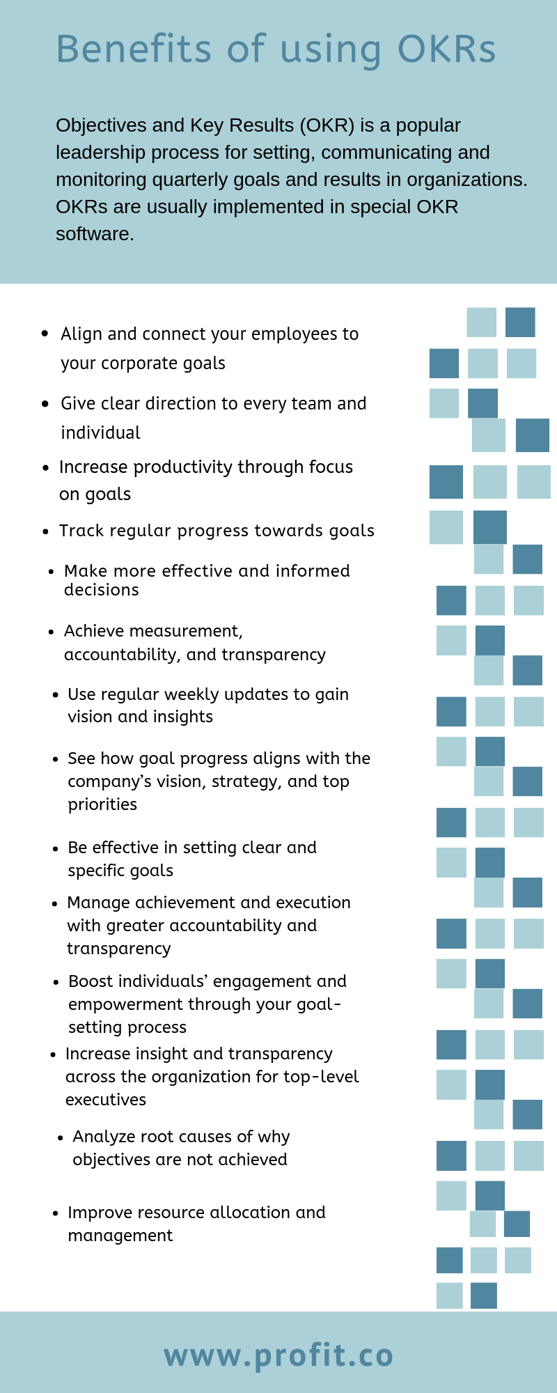 Okr Objectives And Key Results Is A Goal System Used By Google