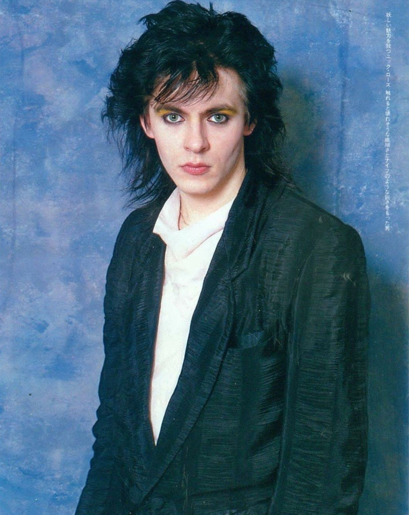 An Indecent Obsession 1985 nick rhodes, arcadia, 1985, viva rock | nick rhodes, duran, nick