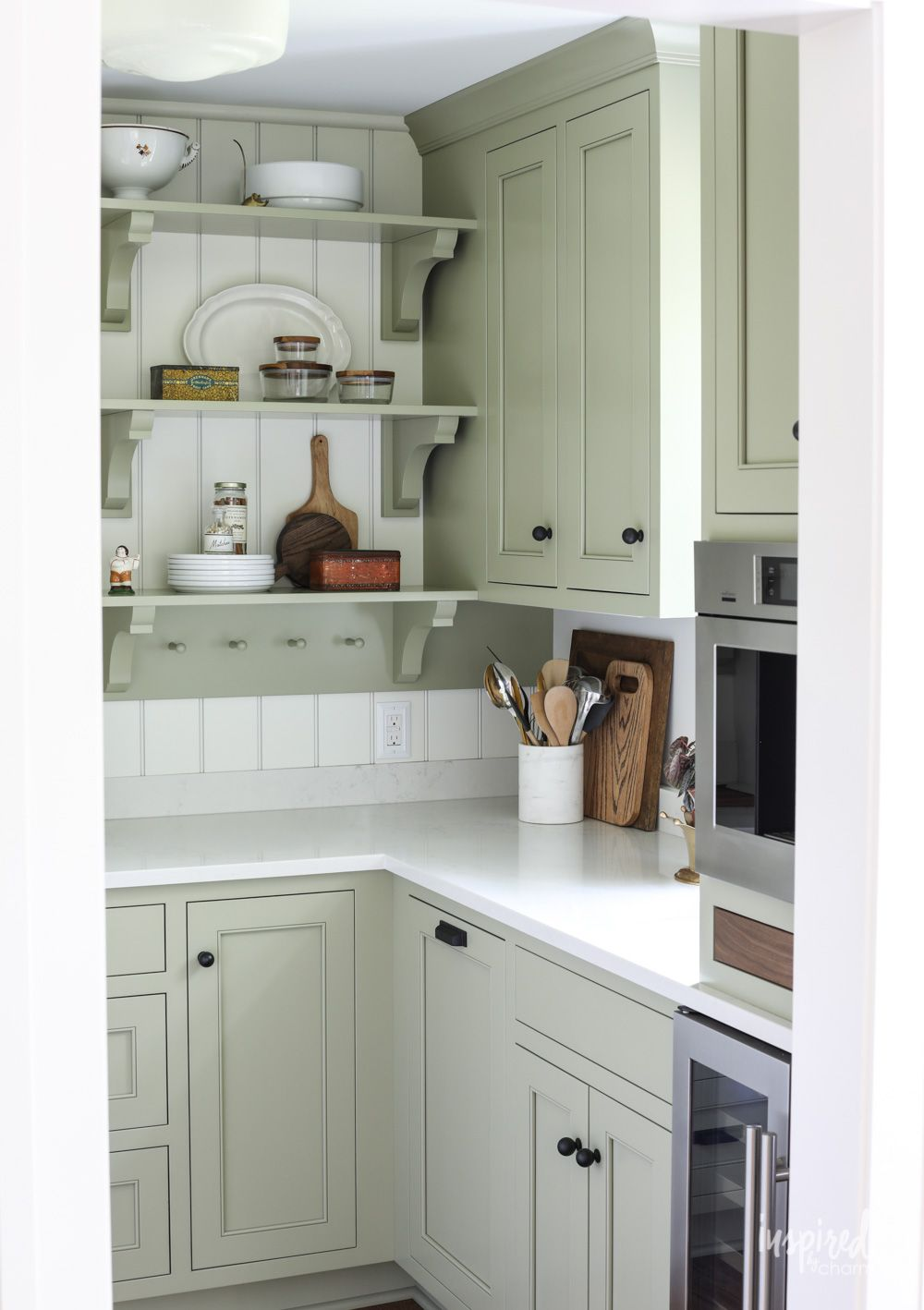 Bayberry Kitchen Remodel Reveal - Inspired by Charm ...