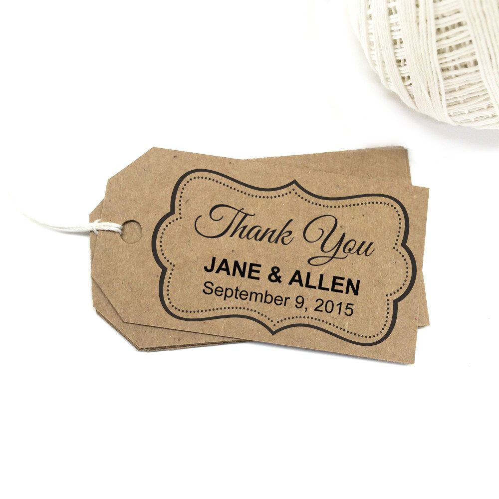 Thank you diy editable tags small instant download for Small tags for wedding favors