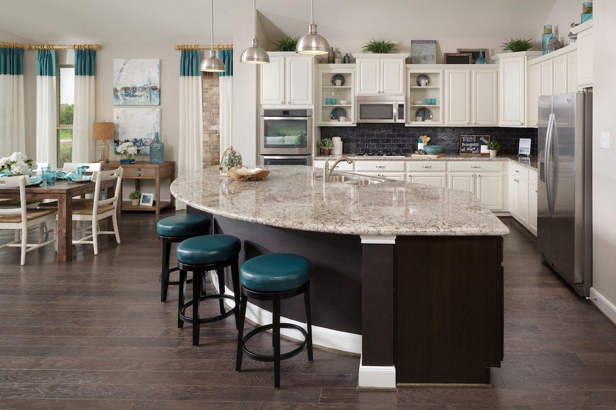 Lakewood Pines Estates - Lakefront | Kb homes, New homes ...