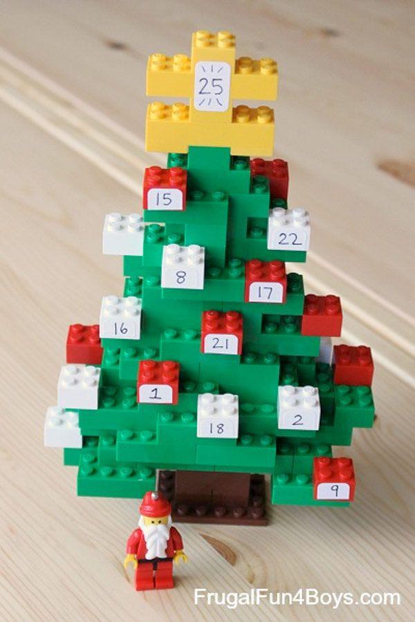 10 calendriers de l 39 avent fabriquer pour ce no l lego pinterest. Black Bedroom Furniture Sets. Home Design Ideas