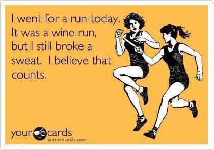 Can't wait for the #wickwinerun on our property in March! #txwine #winestopsnotwater #burlesontx
