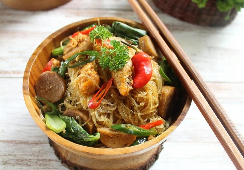 Resep Soun Goreng Pedas Resep Masakan Resep Makanan Masakan