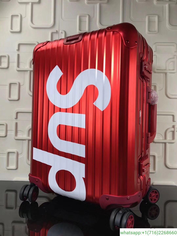 b6a234d99 louis vuitton rimowa supreme luggage Louis Vuitton Suitcase, Supreme Lv,  Rimowa, Duffel Bags