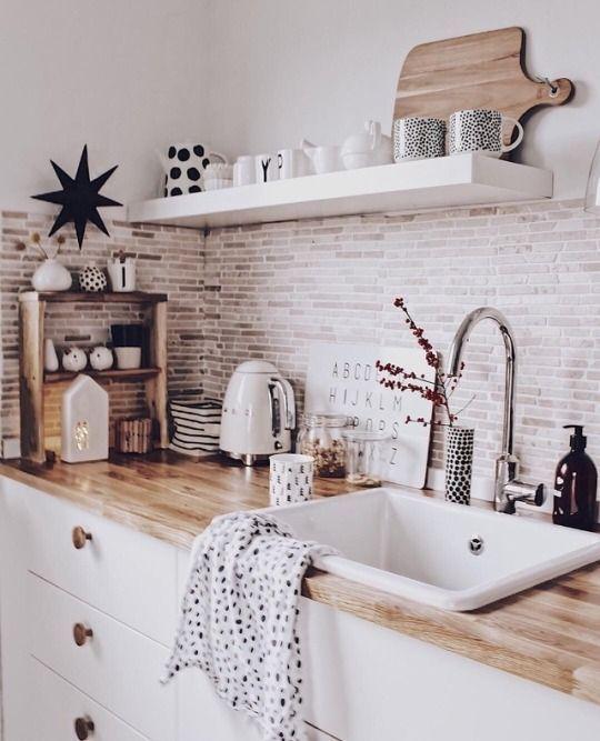10 Boho Chic Kitchen Interior Design Ideas: Kitchen Inspiration : Boho & Nordic Chic