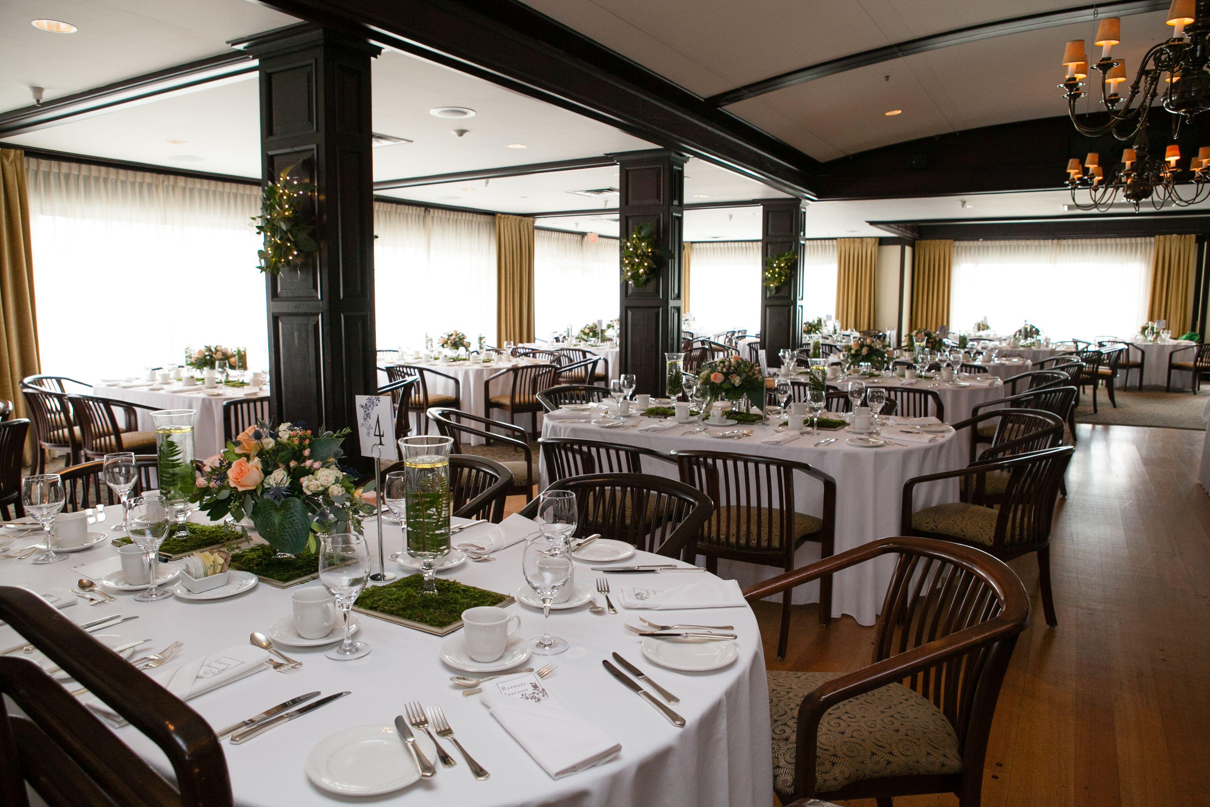 Wedding reception venue capilano golf u country club i was so