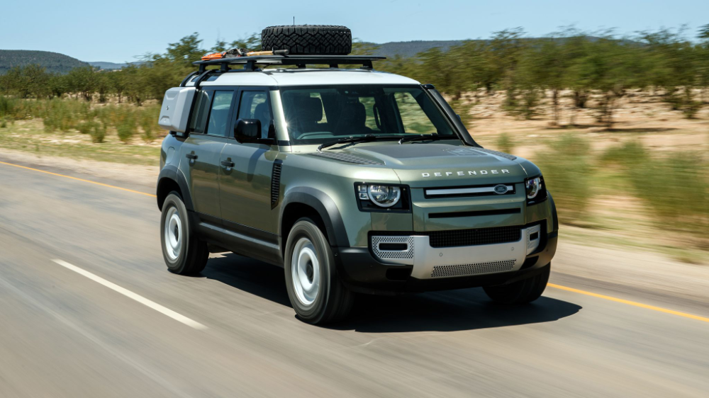 2020 Land Rover Defender Review, Pricing, and Specs in