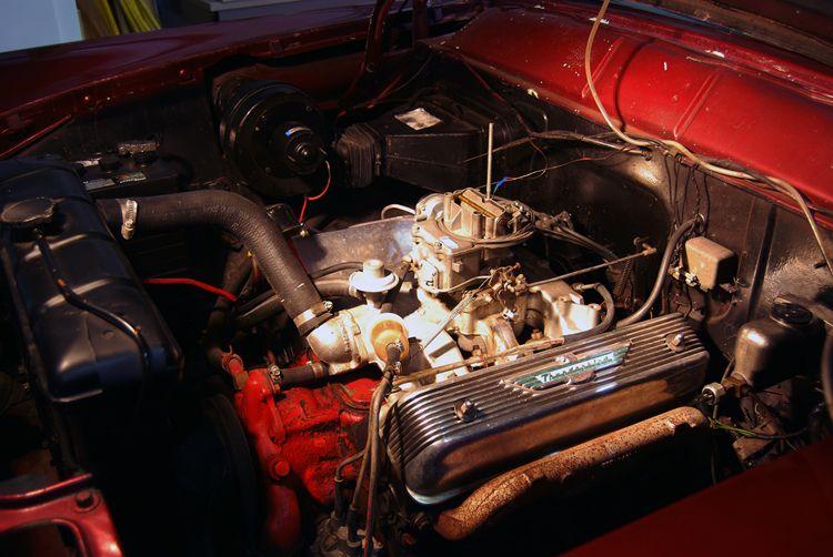 1955 Ford 272 Y Block Gas Monkey Ford Motor Ford